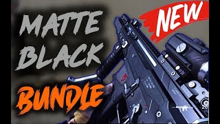 *NEW* Matte Black Bundle | Modern Warfare