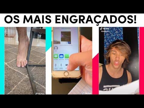 Olha só os vídeos MAIS ENGRAÇADOS da semana! | TikTok Brasil