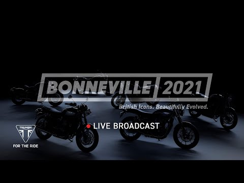 2022 Triumph Bonneville T100 in Norfolk, Virginia - Video 2