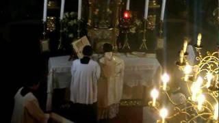 Pasterka - Bytom, kościół Ducha Świętego - 25.12.2011 r. (2/3)