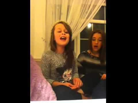 9 Jähriges Mädchen singt
