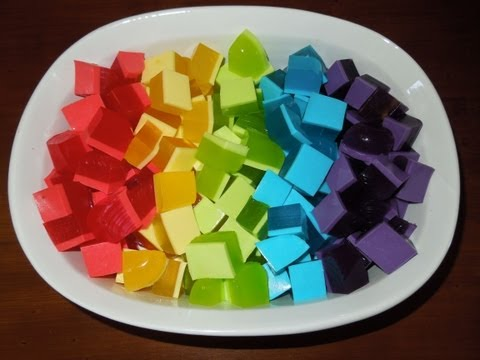 Video Sasa's Super Special Jello Celebration Recipe