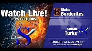 19-20 Lady Turk Basketball vs. Blaine