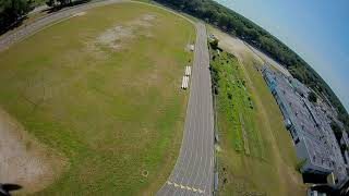 Still too windy for GPS so fpv for you ????