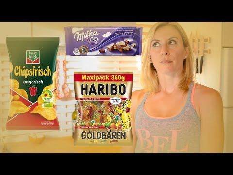 Fett oder Zucker schlimmer? | Schokolade VS. Chips VS. Haribo | Fette & Kohlenhydrate