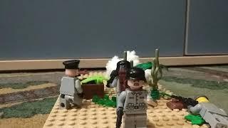 лего фильм ВОВ 1 серия