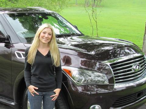 2011 Infiniti QX56 Road Test and Review