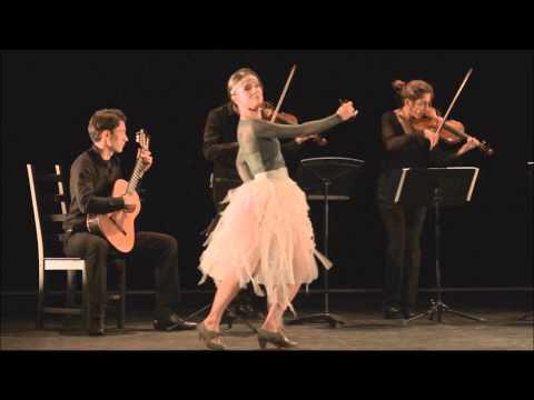 Fandango Boccherini, Sara Calero
