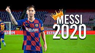 Lionel Messi ► Crazy Skills ● Goals ► 2020