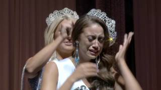 Samantha Washington Miss Nebraska Teen USA 2017 Crowning