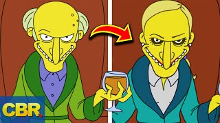 The BEST And WORST Things Mr. Burns From The Simpsons Did
