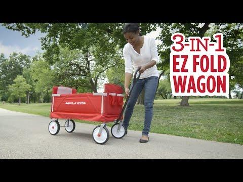3-in-1 EZ Fold Wagon™