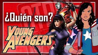 YOUNG AVENGERS: Te explico quién son los Jóvenes Vengadores que podrían aparecer en la FASE 4.