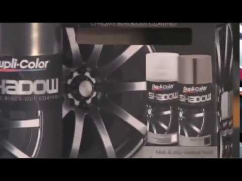 Dupli-Color Shadow Chrome Black-Out Coating