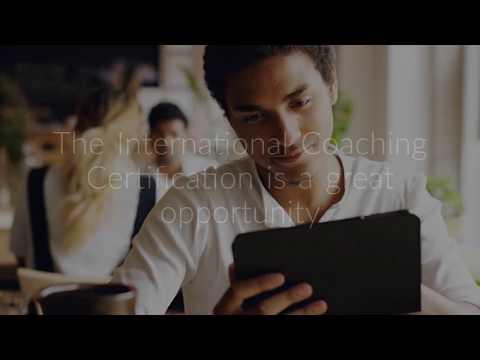 ICC International Certification in Coaching - 2020 - YouTube