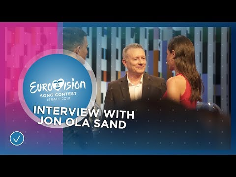 Eurovision 2019: Executive Supervisor Jon Ola Sand unravels the details of the Allocation Draw!