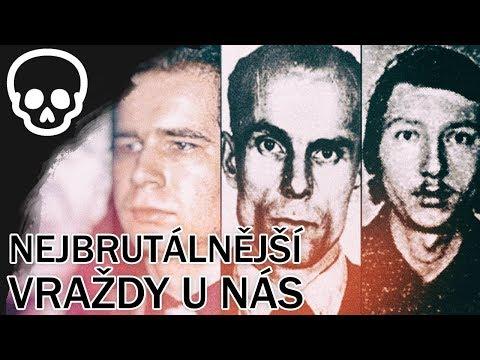 11 Nejbrutálnějších Vražd u Nás