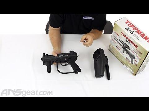 Tippmann A5 Semi Auto Paintball Marker – Review