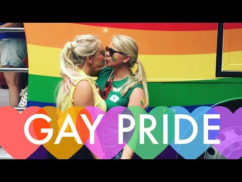 HAPPY PRIDE! | London Pride 2017 with Youtube ft. LGBTQ Youtubers