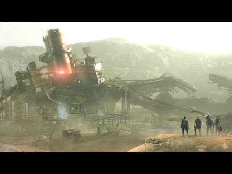 Metal Gear Survive Steam Key EUROPE - video trailer