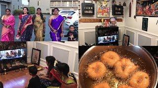 ஆடி வெள்ளி | Friends Home Tour | Special Lunch | DIML | Tamil VLOG