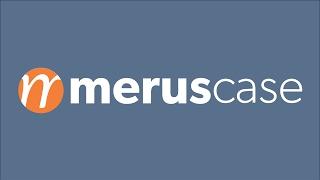 MerusCase video