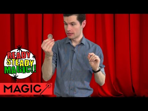 Lucky Wishing Coin Magic | Ready Steady Magic