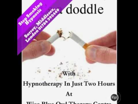 Stop smoking hypnosis in Ashford Surrey