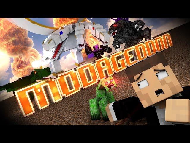 Modageddon-minecraft-parody-of