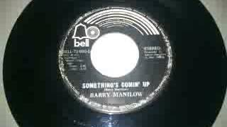 Barry Manilow - Something's Comin' Up (45 RPM)