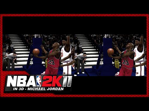 And Here's NBA 2K11 In 3D