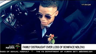 Family distraught over loss of 17-year-old Boniface Ndlovu