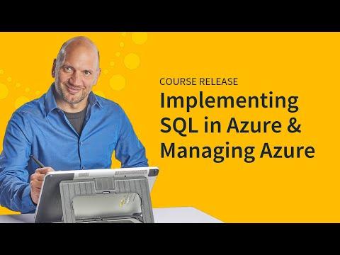Microsoft MCSA SQL Server 2016 (70-765) - YouTube
