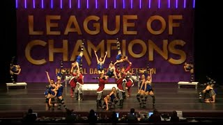 Circus- Canadian Dance Company