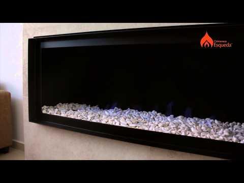 Chimeneas de Gas - Chimeneas Esqueda [HD]