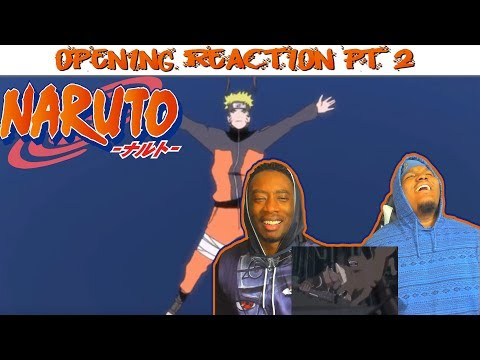 Download Naruto Shippuden Opening 1 10 Reaction Video 3GP Mp4 FLV HD