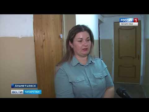 В Альметьевске судебные приставы вышли в рейд по должникам