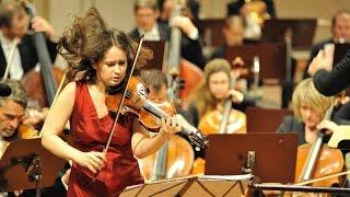 Patricia Kopatchinskaja - Beethoven Violin Concerto Cadenzas (Mvt 1, Mvt 3)