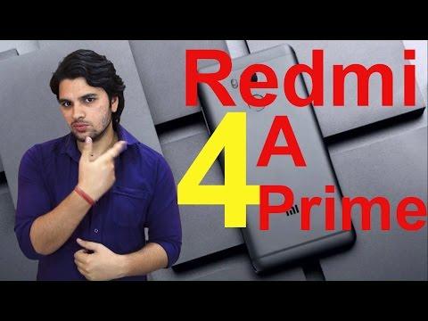 [ Hindi-हिन्दी ] Xiaomi Redmi 4, Redmi 4 Prime & Redmi 4A : Redefining Value for Money