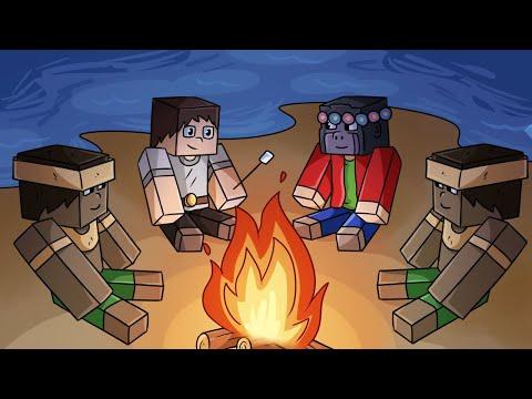 TROPICKÁ VESNICE! (Minecraft Dinosauři #8)