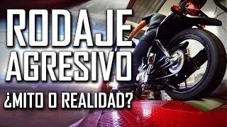 RODAJE AGRESIVO - MITO O REALIDAD? BANCO DE POTENCIA!