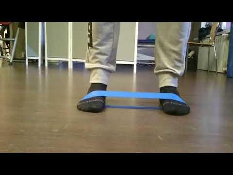 Jak usunąć kości na nogach ćwiczeń kciuk