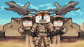 Desert Storm - Modern Warfare MAP WARS! (Minecraft)
