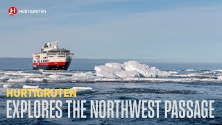 Explore the Northwest Passage with Hurtigruten