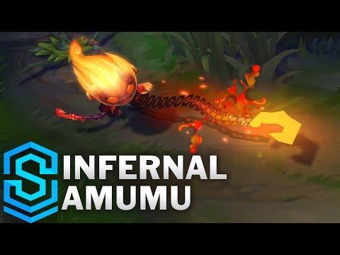 Amumu Hỏa Ngục