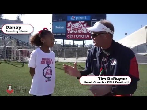 Tim DeRuyter Interview