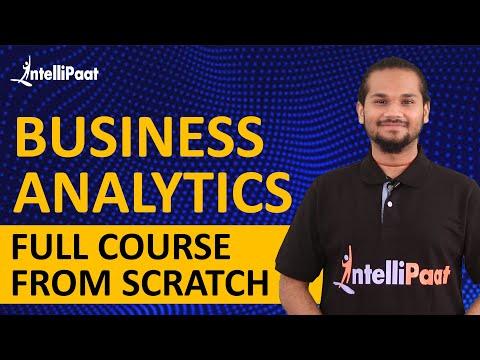 Business Analyst Training | Business Analyst Tutorial | Intellipaat ...