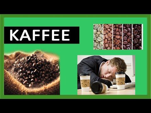 Kaffe: gesund oder ungesund? - Kaffeesucht: Gefahren & Risiken bei Koffein - Diagnose: Coffeinismus