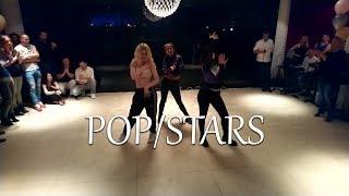K/DA - POP/STARS (ft Madison Beer, (G)I-DLE, Jaira Burns) - League of Legends Performance