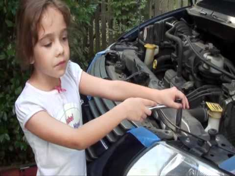 hqdefault isabel knows how changing the radiator on a dodge grand caravan